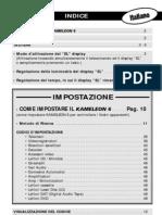 Kamaleon URC8206 -Italiano