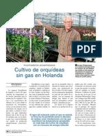 Cultivo de Orquideas Son Gas en Holanda