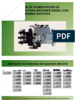 64192433 Bomba Inyeccion Rotativa Diesel