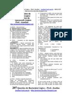 207 questões de lógica-GABARITADAS
