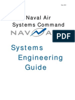 NAVAIR Systems Engineering Handbook