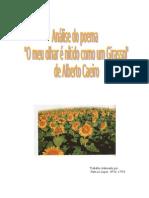 Poema Do Girassol