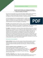 DIETA DE CELIACOS Sección Alimentos y Salud