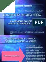 Servico Social Na America Latina
