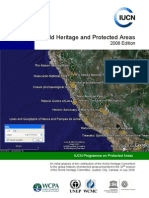 World Heritage and Protected Areas 2008