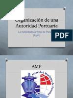 Organización de una Autoridad Portuaria