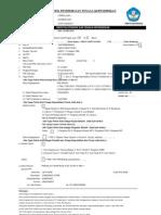 Format Instrumen Profil Pendidik Dan Tenaga Kependidikan