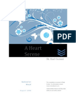 A Heart Serene - QMajd Notes