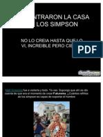 Simpsons-Diapositivas