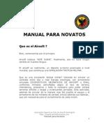 Manual de Airsoft