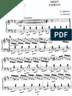 Derbenko, E. - 'Night Express' (Accordion Solo)