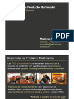 Diseño de Producto Multimedia