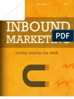 INBOUND MARKETING – COMO INOVAR NA WEB