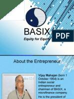 Entrepreneur Vijay Mahajan
