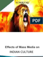 Ppt on Mass Media