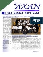 Thaicom 5 frequency list as august 2017 | Somalia