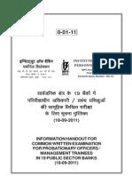 CWE PO MT Info Handout