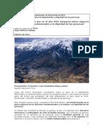 Discutiendo el Plan Bicentenario el Perú hacia el 2021. Derechos fundamentales y dignidad de las personas