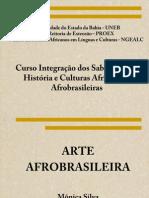 Apresentação - Arte Afrobrasileira