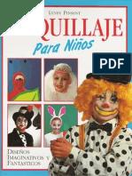 Maquillaje para niños 1