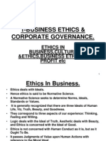 1-Business Ethics &Corporate Governance.