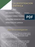 Pasos de La Investigacion Cientifica