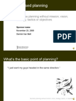Question-based Planning With Narration