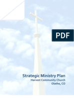 HCC Strategic Ministry Plan