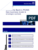 DB Stratgic Outlook