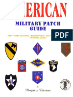 Morgan's Military Patch Guide