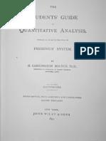 Quantitative Analysis Guide