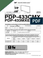 Pioneer Pdp433