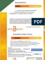 Wstęp do Open Access - Biblioteka Główna Politechniki Gdańskiej