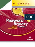 Prtk Dna User Guide