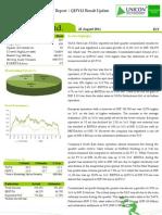TATA Steel Ltd - Q1FY12 Result Update