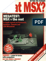 What MSX - Vol1 No 2 - Summer 1985