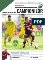 CFR 1907 Cluj vs F.C. Vaslui - Septembrie 2011