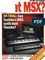 What MSX - Vol1 No 4 - Winter 1985