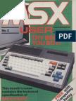 MSX User - Issue 2 - Sep 1984