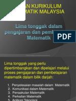 62371616 Lima Tonggak Dalam Pengajaran Dan Pembelajaran Matematik