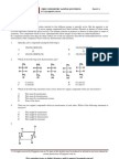 Gamsat Chemistry Sample Questions