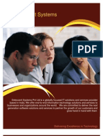 Corporate Brochure Delexcent