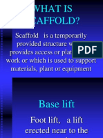 What is Scaffold