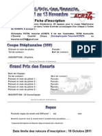 Bulletin Inscription GPE Novembre 2011