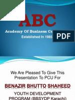 ABC Presentation