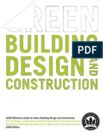LEED Reference Guide for Green Building Design and Construction 2009