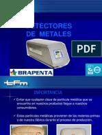 Capacitacion Detector Metal Brapenta