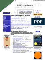 Strahlenfolter - NWO Und Terror