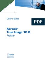True Image User Guide