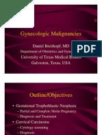 Gynecologic Malignancy
